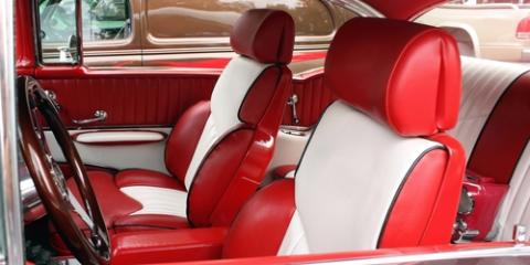 How to Protect Leather Car Seats From Fading, Granite City, Illinois