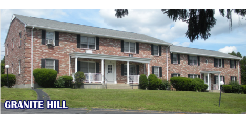 Murphy Properties - Granite Hill Apartments, Property Management, Real Estate, Westerly, Rhode Island