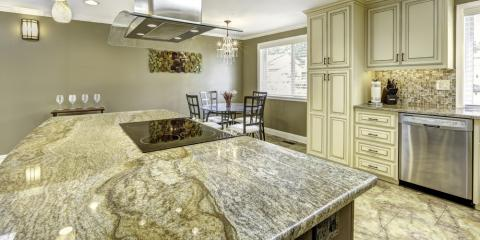 Granite Countertops & Cabinets: How to Pick the Perfect Pair, Marlboro, New Jersey