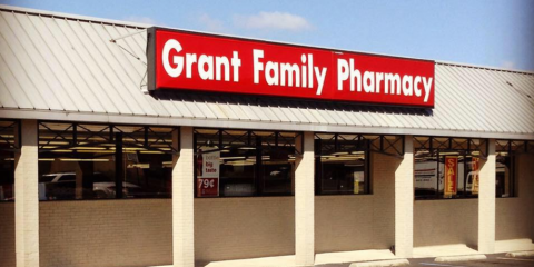 Grant Pharmacy, Pharmacies, Health and Beauty, Grant, Alabama