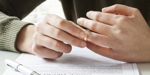 An Ohio Lawyer Explains Divorce, Dissolution, & Legal Separation, Granville, Ohio