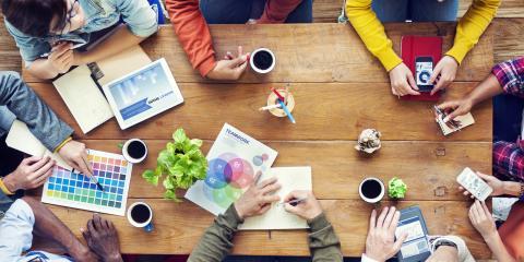 4 Ways Corporate Wall Wraps Engage Clients, Eldon, Missouri