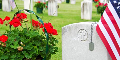 4 Headstone Options to Honor Military Veterans, Perry, New York