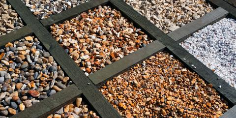 3 of the Best Gravel Types for Outdoor Patios, Eagle, Ohio