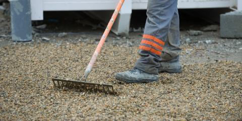 5 Signs You Should Repair Your Gravel Parking Lot , Medary, Wisconsin