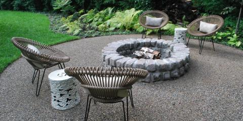 Perfect Choosing The Right Landscaping Materials: Pea Gravel Or River Rocks?, North  Corbin,