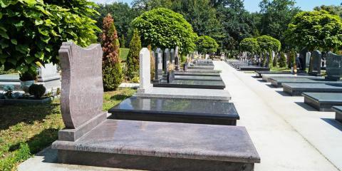 Handling Grief While Selecting Gravestones, Bolivar, Missouri