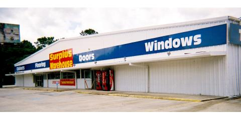 Surplus Warehouse, Home Improvement, Services, Gray, Louisiana