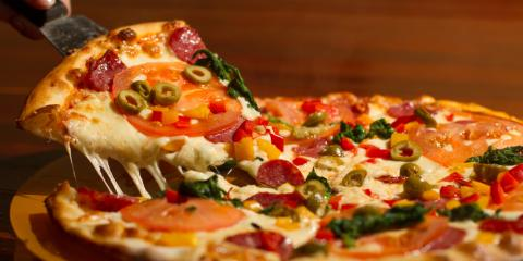 3 Reasons to Choose a Local Pizza Shop for Your Next Slice, Greece, New York
