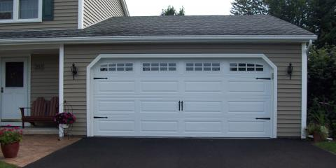 How to Choose the Best Decorative Hardware for Your Garage Door, Rochester, New York