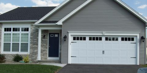 4 Tips To Keep Your Residential Garage Doors Performing Smoothly, Rochester,  New York