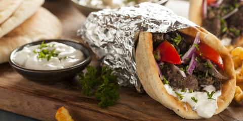 What Is the Difference Between Gyros & Shawarma?, New York, New York