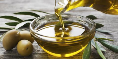 3 Health Benefits of Olive Oil, New York, New York