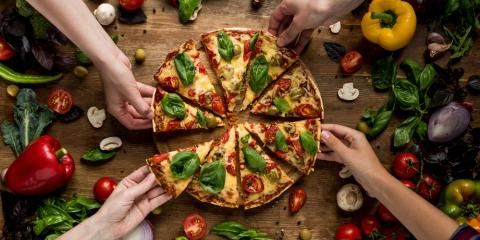 5 Pizza Toppings You Should Try, Crossville, Tennessee