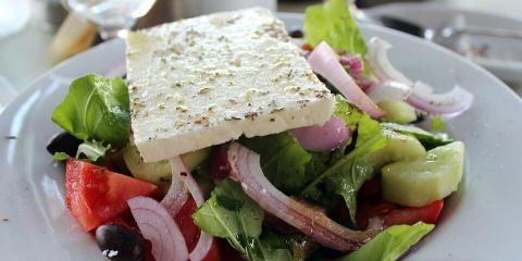A Guide to the Traditional Greek Salad, New York, New York