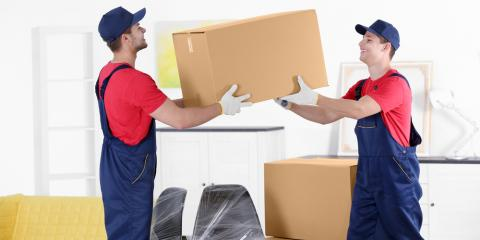 3 Reasons to Hire a Professional Moving Service , Ashwaubenon, Wisconsin