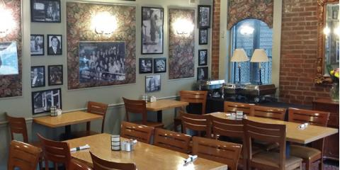 Enjoy Individualized Service & Classic American Favorites at Green Derby Kentucky Bistro, Newport-Fort Thomas, Kentucky