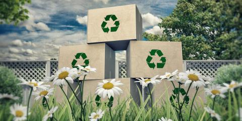 3 Economic Benefits of Cardboard Recycling, Linville, Virginia