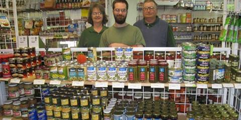 Healthy Eating Starts by Buying in Bulk at Spencerport's Green Hut, Spencerport, New York