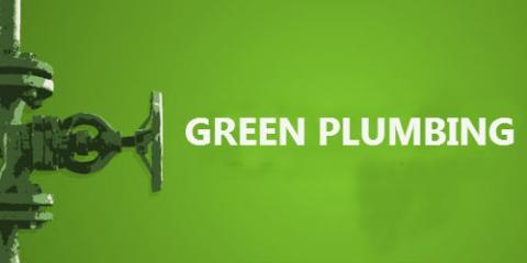 Green Plumbing Tips From the Expert Plumbers at Pride Plumbing of Rochester, Henrietta, New York
