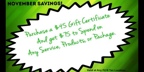Get Black Friday Savings Early and Save Big for the Holidays, St. Charles, Missouri
