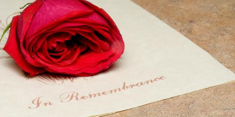 Greenwich Funeral Home Offers 3 Tips to Personalize a Funeral Service, Greenwich, Connecticut