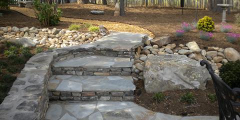 A Quick Guide to Natural Stone Vs. Bark Mulch, Greensboro, North Carolina