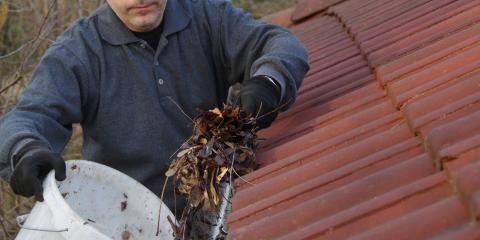 How Often Should You Clean Your Gutters?, Greensboro, North Carolina