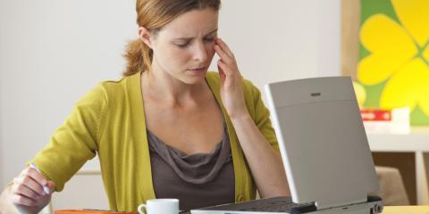 Local Eye Doctor Shares 4 Tips to Avoid Computer Eye Strain, Greensboro, North Carolina
