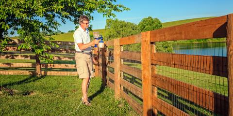 4 Products That Protect Wood Fences From Termites, Deep River, North Carolina
