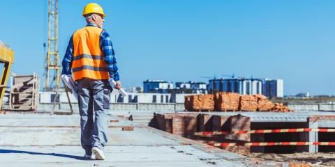 5 Common Types of Construction Accidents, Greensburg, Pennsylvania