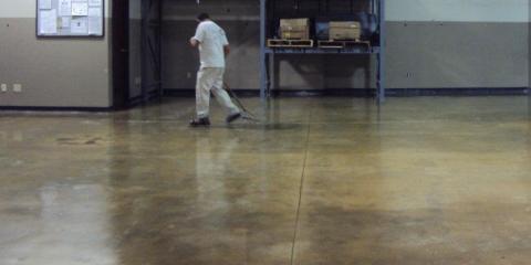 3 Reasons to Enlist an Expert to Polish Concrete Flooring, Arthur, North Carolina