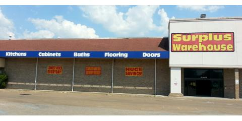 Surplus Warehouse, Home Improvement, Services, Greenville, Mississippi