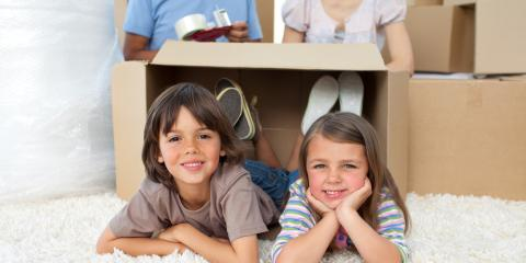 Greenville Realtor Explains Top 3 Things You Can Do to Make the Moving Process Smoother on Children , Piedmont, Delaware