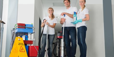 3 Ways Hiring a Cleaning Service Will Benefit Your Business , Greenwich, Connecticut
