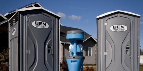 Why Portable Toilets Are Eco-Friendly, Gridley, California