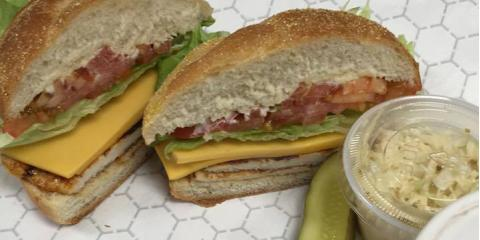 Discover the Many Healthy Lunch Selections at Hewitt's Best Deli, West Milford, New Jersey