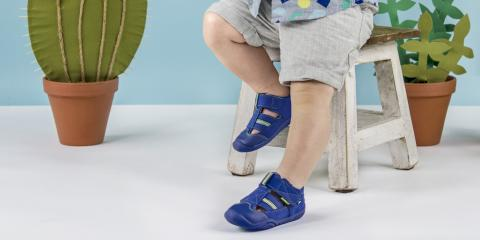 3 Unique Technology Features of Pediped™ Infant Footwear, Enterprise, Nevada