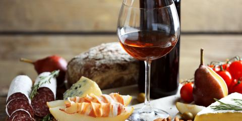 Grocery Store Lists 5 Wine & Food Pairings You're Going to Love, Nekoosa, Wisconsin