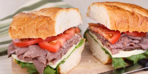 3 Mouthwatering Fresh Meat Sandwiches You Should Pack for Lunch, Elyria, Ohio