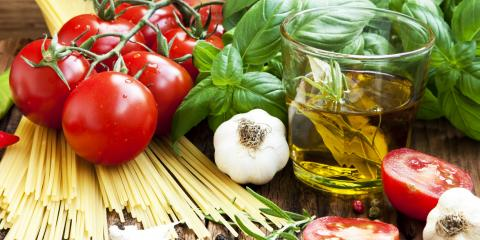 5 Ingredients Commonly Found in Italian Food, Groton, Connecticut