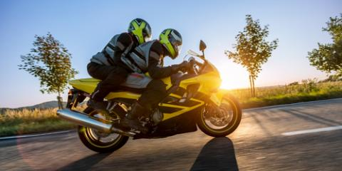 A Safety Guide to Avoiding Motorcycle Accidents , Groton, Connecticut