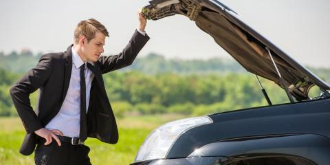 4 Steps to Take If Your Car Breaks Down, Groton, Connecticut