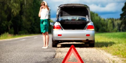 4 Things to Consider While Waiting on Roadside Assistance, Groton, Connecticut