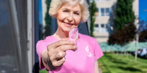 Groton's Women's Health Center Honors Breast Cancer Awareness Month, Groton, Connecticut