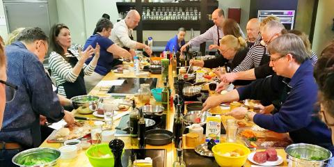 3 Reasons a Cooking Class Should Be Your Next Team-Building Event, West Chester, Ohio