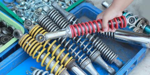 Why You Shouldn't Delay Repairing Car Shocks, Gulf Shores, Alabama