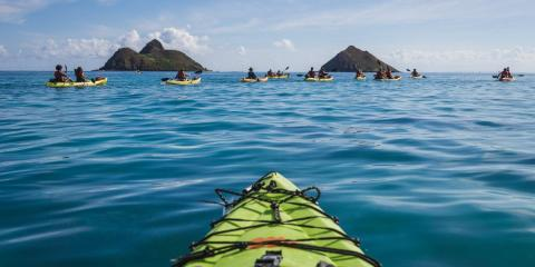 3 Things to Expect During Your Mokulua Kayaking Adventure, Koolaupoko, Hawaii