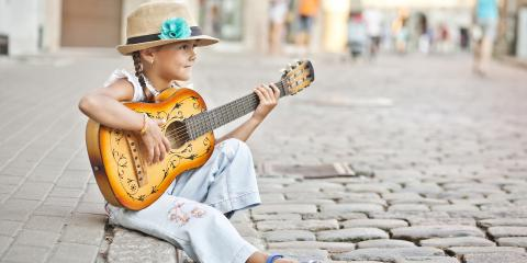 3 Tips for Choosing the Right Guitar for Your Child, New York, New York