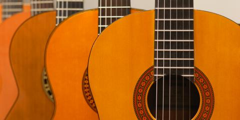 3 Critical Guitar Maintenance Tips, Fairborn, Ohio